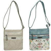 Ladies Rieker Shoulder Bag 'H1003'