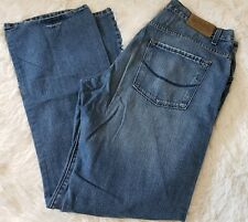Von Dutch Mens Blue/Medium Wash Denim Jeans Size 38 EUC