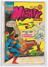 Planet Comics Mighty Comic #102 VG 1971 Australian