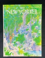 COVER ONLY ~ The New Yorker Magazine, July 30, 1984 ~ Arthur Getz