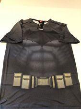 Under Armour Alter Ego Batman Men's Sz Large/L compression Shirt 1273690-040 NWT