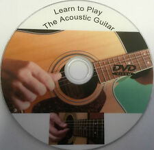 Learn how to play the Acoustic Guitar lessons on dvd tutorial teach 037