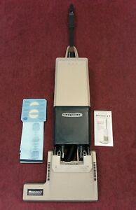 ELECTROLUX VINTAGE DISCOVERY II 2-MOTOR BAGGED UPRIGHT VACUUM CLEANER! VERY NICE