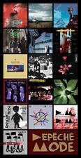 "DEPECHE MODE discography magnet (4.5"" x 3.5) cure duran duran deftones spirit"
