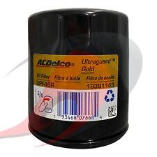 Genuine ACDelco UPF44 UPF46R Ultraguard Oil Filter 19391149