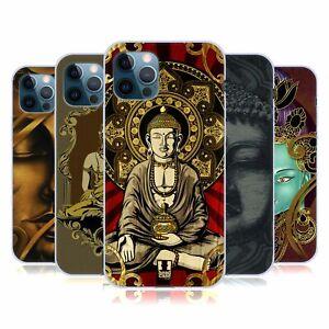 HEAD CASE DESIGNS BUDDHA GEL CASE FOR APPLE iPHONE PHONES