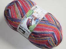 (8,95€/100g) Opal Sockenwolle Regenwald Abenteuer Überlebenskünstler Farbe 9455