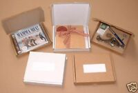 500 x WHITE PIZZA STYLE CD BOXES/MAILERS PIP PERFECT AS A LARGE LETTER
