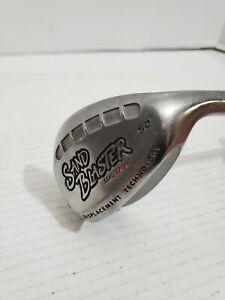 Sand Blaster 52 Degree Wedge Steel Shaft Golf Pride Grip Pre-Owned