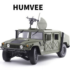 1/18 Humvee High Mobility Multipurpose Wheeled Vehicle HMMWV Diecast Model