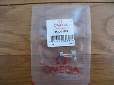 Omega Stainless Steel & 18k Gold Link - Part No. 114DG1574 - Brand New in Packet