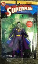 (2003) DC Direct SUPERMAN Series 1 BIZARRO Action Figure! MOC! Rare!