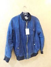 ASOS Blue Zip Up Denim looking Jacket  Size 8 ________________R7-3