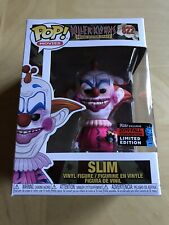 3 Funko Pop Killer Klowns Clowns From Outer Space #822 Slim Nycc2019 LimitedEd