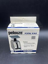 Pelouze Model P1 Weight Ounces Mechanical Postage Scale Letter Mail Vtg