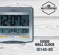 Casio Wall Clock ID14S-8D ID14-8D ID14S-8 ID14-8
