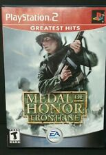 Medal of Honor: Frontline PS2 PlayStation 2 Greatest Hits 2002