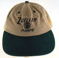 Zoeller Pumps Frontier Plumbing Strapack Cap Hat Khaki