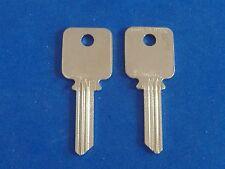 TWO KEY BLANKS FIT MEDECO LOCKS #1638 BIAXIAL G3 KEYWAY 5-PIN