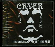 Cryer The Single / Set Me Free CD new No Remorse Records NRR089