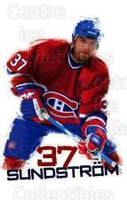 2003-04 Montreal Canadiens Postcards #22 Niklas Sundstrom
