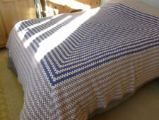 Handmade Striped Decorative Quilts & Bedspreads