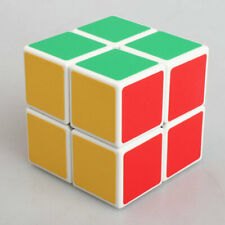 ShengShou 2x2x2 Speed Magic Cube Professional Twist Puzzle Funny Toy Grind White