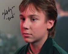 Keith Coogan Adventures in Babysitting autographed 8x10 photo with COA by CHA