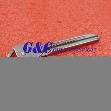 6-in-1 Utili Key Tool Keyring Keychain Multifunction Stainless Steel