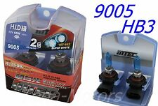 2 x ORIGINAL MTEC 9005 HB3 12V 130W Headlights Halogen Fog Bulb 4350k HID CLASS