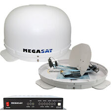 Megasat Campingman automatique mobile trackingantenne SATELLITE ANTENNE système