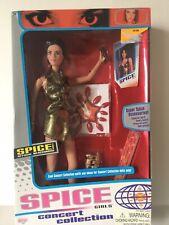 NIB 1998 Galoob Spice Girls Posh Spice Doll Concert Collection Victoria Beckham
