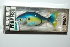lunkerhunt prop fish bass topwater color threadfin shadprf01