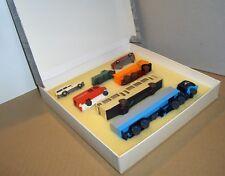VINTAGE WIKING HO - MERCEDES BENZ 7 MODELS SET - NEW/BOXED