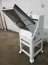 """""""OLIVER 797-32"""" HD COMMERCIAL FREE-STANDING GRAVITY-FED ½"""" BREAD SLICER MACHINE"""
