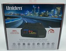 Uniden R7 Extreme Long Range Radar/Laser Detector with GPS & K/KA Filter