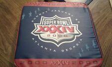 2000 Superbowl seat cushion