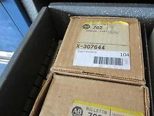 ALLEN BRADLEY X-307644 NEW NIB CONTACT BLOCK SIZE 6 CONTACTOR