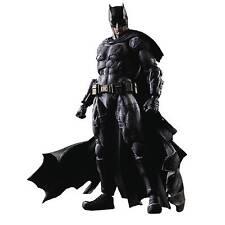 BVS DAWN OF JUSTICE BATMAN Play Arts Kai Action Figure SQUARE-ENIX! MIB!