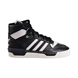 Adidas Rivalry High Mens Ewing Nets Shoes Crystal White-Bold Gold BD8021