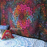 Small Star Mandala Indian Tapestries Hippie Handmade Tie Dye Wall Hangings Throw