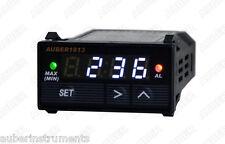 DIGITAL Boost Gauge, MAP Pressure Sensor, 3 bar/45 PSI, White