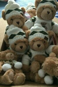 Harrods 2021 Christmas Bear with tag or Christmas Boy with tag