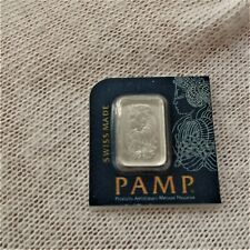 PAMP SUISSE PLATINUM 1 GRAM ON CARD