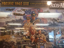Axis and Allies 1940 Pacific Second Edition - War Board Game New A & A