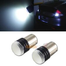 2pcs HID White 1156 7506 COB LED Car Backup Reverse Light Replacement Bulbs #39