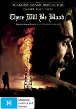 THERE WILL BE BLOOD New Dvd R4 DANIEL DAY LEWIS ***