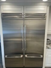 Dacor Discovery 30 Inch 15.5 cu. ft Fully Integrated Bottom-Freezer Dyf30Bfbpl