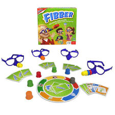 Juego de mesa Verdad o Mentira Juguete de cartas Mentiroso Fibber Game Set