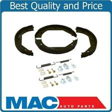 Parking Brake Shoe Bonded Emergency B831 07-12 335I With Springs